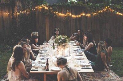 5 razones para organizar una fiesta con tus amigos la noche antes de tu boda