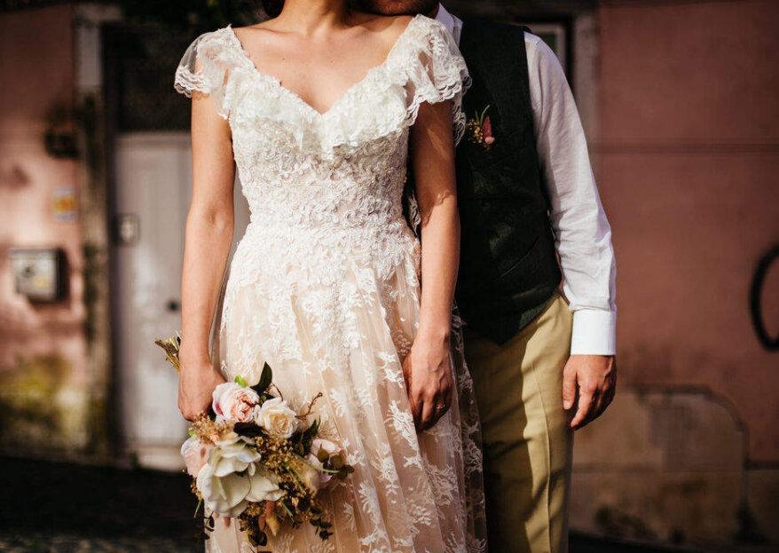 A tradição já não é o que era... mas há 8 coisas que não podem faltar ao seu casamento!