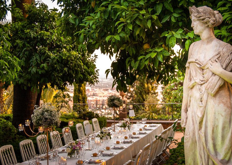 Descubre la importancia de un banquete excelente en tu día B con Alfonso Catering