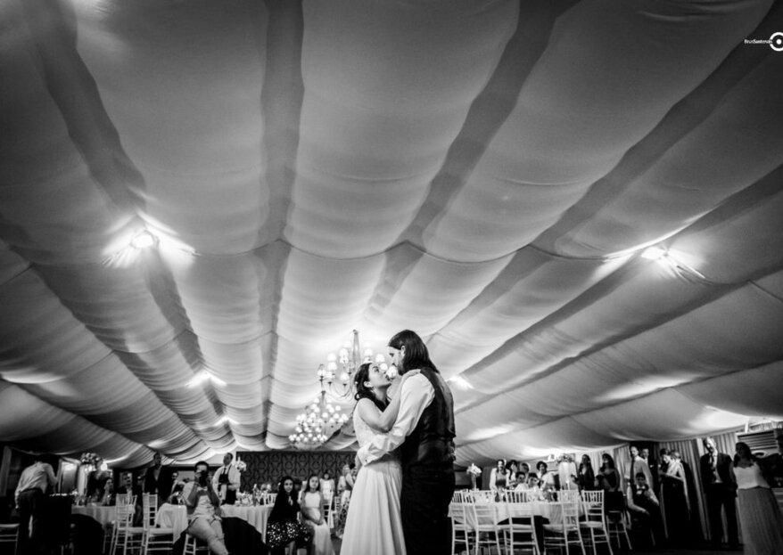 BrunSantervás: tres estilos para captar todos los sentimientos de una boda