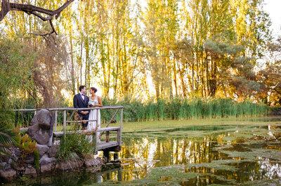 Las mejores casonas para matrimonio en Santiago de Chile