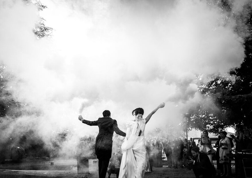 9 detalles increíbles que debes tener para entretener a los invitados de tu boda