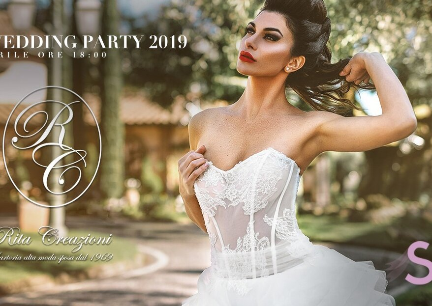 Il Calendario delle Spose 2019: Wedding Party III