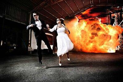 Być jak James Bond, czyli wszystko, co musicie wiedzieć o smokingu do ślubu