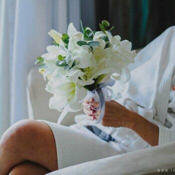 Una boda llena de flores silvestres, ¡descúbrela!
