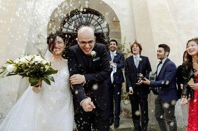 Perché si lancia il riso ai novelli sposi? Ecco tutta la verità...