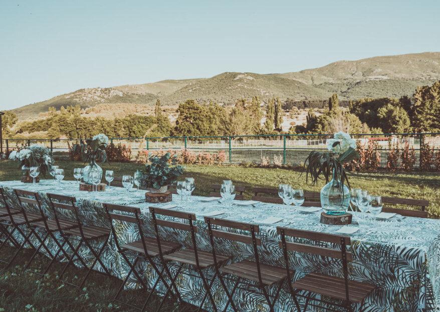 El Legado: un nuevo espacio para bodas que conserva la esencia del siglo XVI