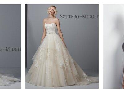 Sottero & Midgley: Die neuesten Trends für die Braut von morgen