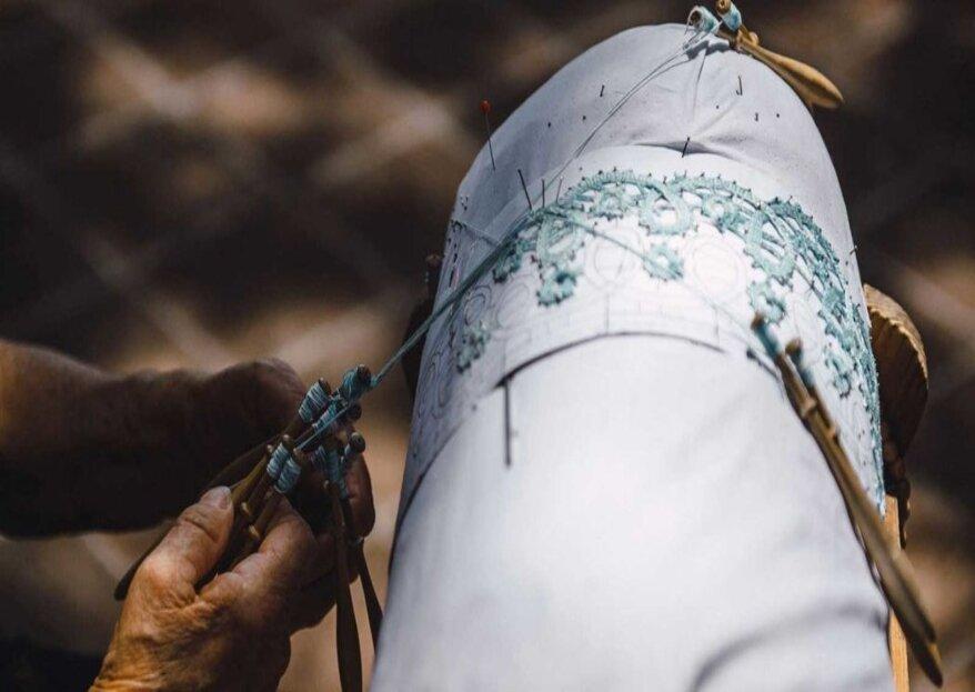 Kea Atelier - Il Giardino Segreto, abiti sospesi tra tradizioni secolari e tagli contemporanei...