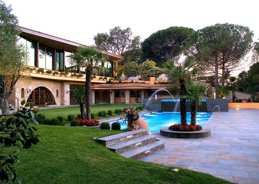 Hacienda del Hogar Gallego: convierte tus sueños en realidad con una boda rodeada de mar y montaña