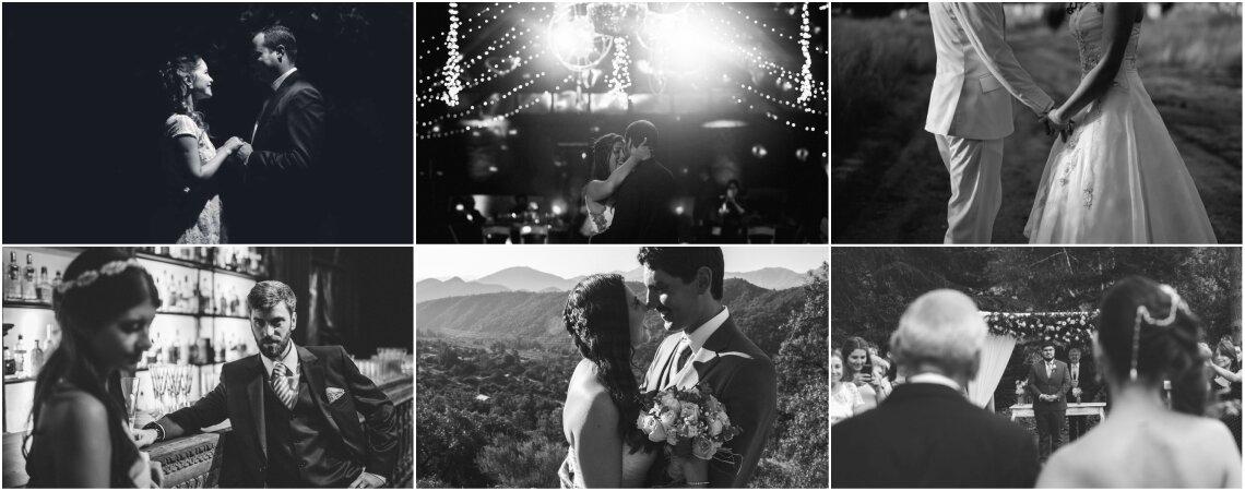 Las mejores fotografías en blanco y negro para tu álbum de matrimonio. ¡Inspírate con una técnica muy emotiva!