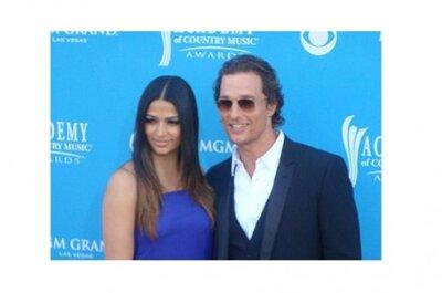 Matthew McConaughey y Camila Alves, otra inspiradora boda al aire libre