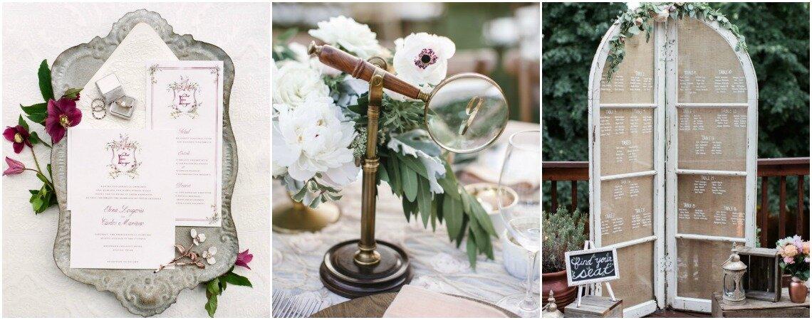 Najlepsze pomysły na ślub vintage. Zaskocz swoich gości!