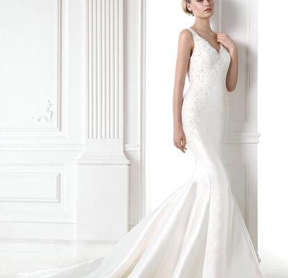 new style af335 97918 Pronovias 2015 Hochzeitskleider: Brautkleider im ...