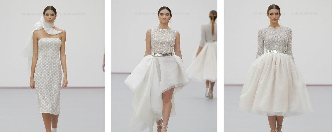 Short Wedding Dresses for 2019: Find a Modern Look!