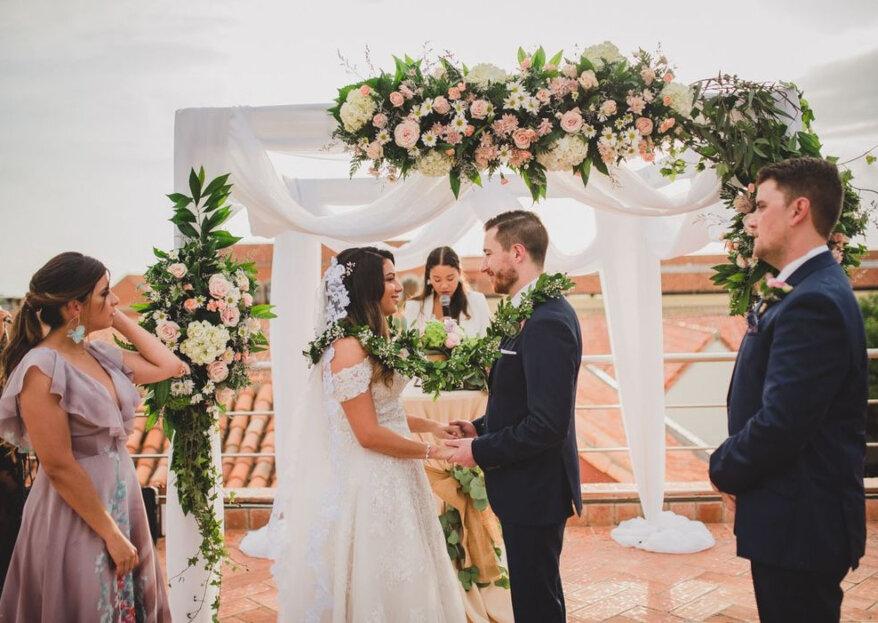 Regina Brieva: tu boda destino en Cartagena, en manos de mamá