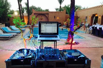 Faites de votre soirée de mariage un succès avec les DJ expérimentés de CMBNOIZE