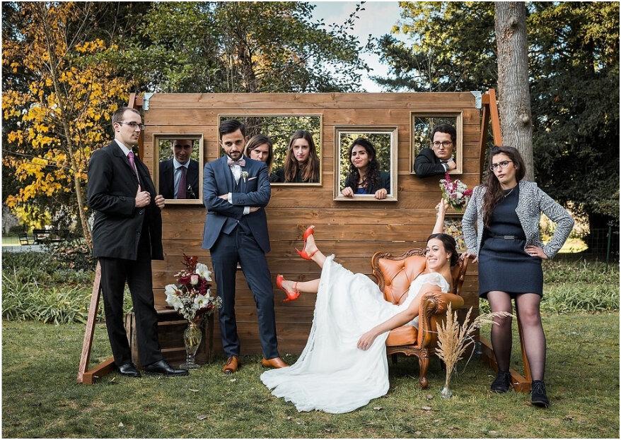 Les 12 choses à ne pas faire à votre mariage : les invités les détestent !
