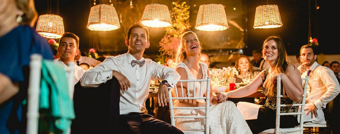 ¿Te gustaría agregar un toque de magia a tu boda? Maravilla a tus invitados con un divertido show