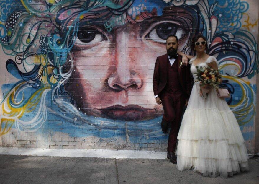 Art Events: celebraciones de matrimonio únicas y diferentes en cada detalle