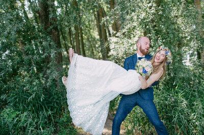 Teresa und Mirko haben geheiratet: Unser exklusiver Einblick in die traumhafte Sommer-Hochzeit!