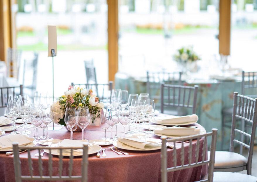 4 razones por las que elegir un espacio elegante, con exquisito servicio como Zalacaín LaFinca