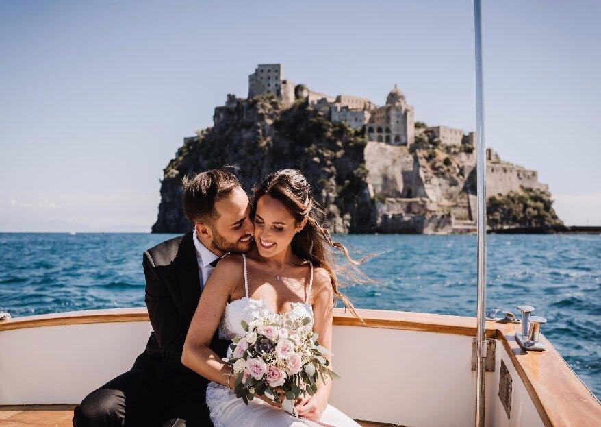 Tra posa dinamica e reportage: l'esperienza fotografica delle tue nozze firmata Pasquale Cuorvo!