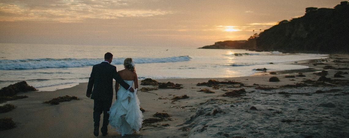 Bodas en la playa: la magia del sol, la arena y el mar
