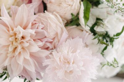 Romántico Blush, el color que romperá esquemas en las bodas 2016