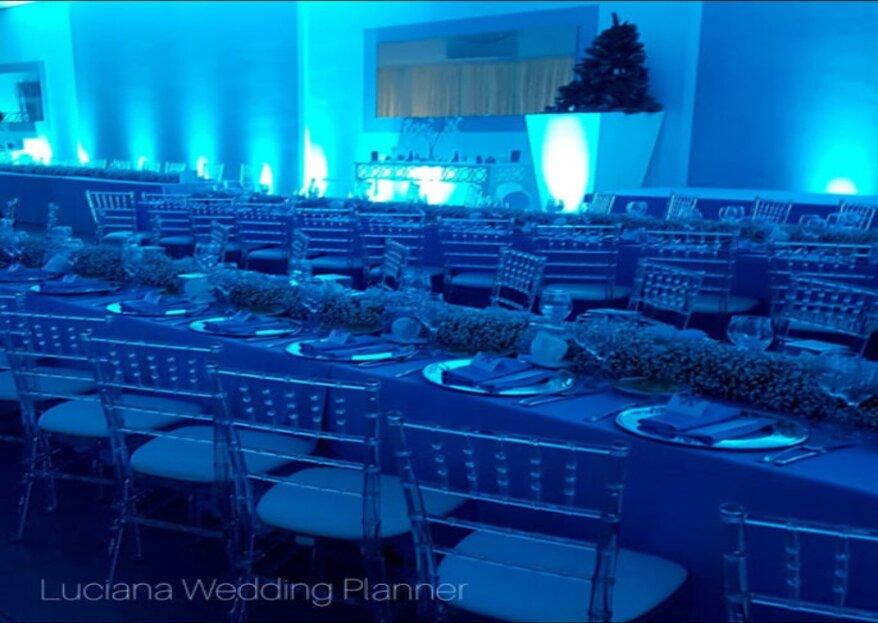 Con un tocco di eleganza e di bon ton i matrimoni di Luciana Wedding Planner ti incanteranno