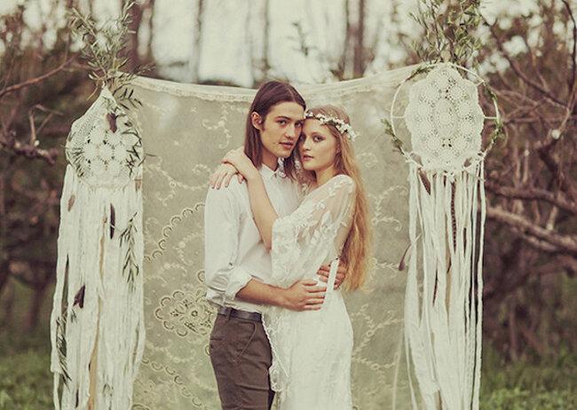 Matrimonio Gipsy Chic : Gipsy chic il tipo di decorazione che non ti aspetti per