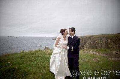 4 mois pour préparer un mariage? Maud et Antoine ont relevé le défi!