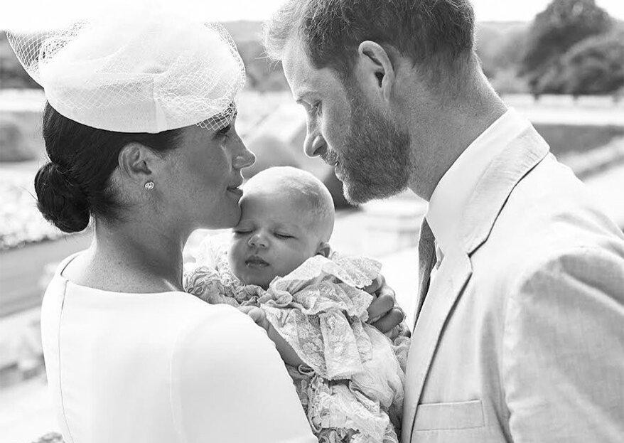 Tudo sobre o batizado de Archie, filho de Harry e de Meghan Markle