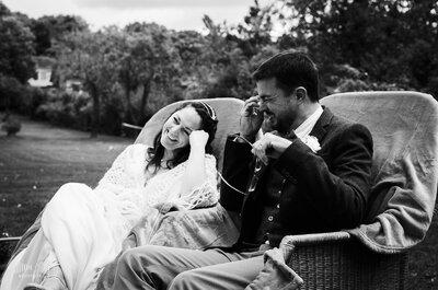 Lionel et Alexandra : un mariage bucolique et champêtre dans le Giverny de Claude Monet