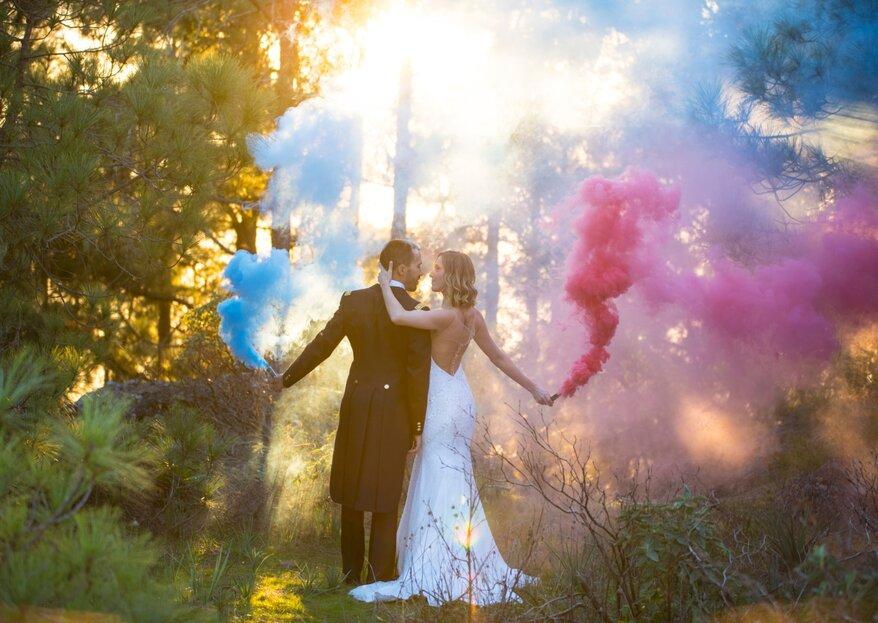 Sagredo Fotografía es arte, profesionalidad y la armonía de quien conjuga estilos para bodas únicas