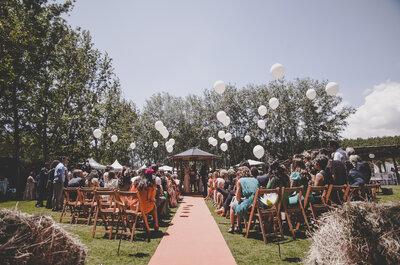 Popup-Hochzeiten 2015: So gestalten Sie den originellen Hochzeitstrend!
