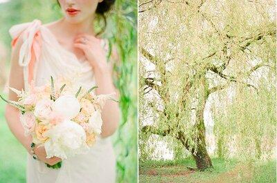 5 Deko-Ideen für eine Hochzeit unter freiem Himmel