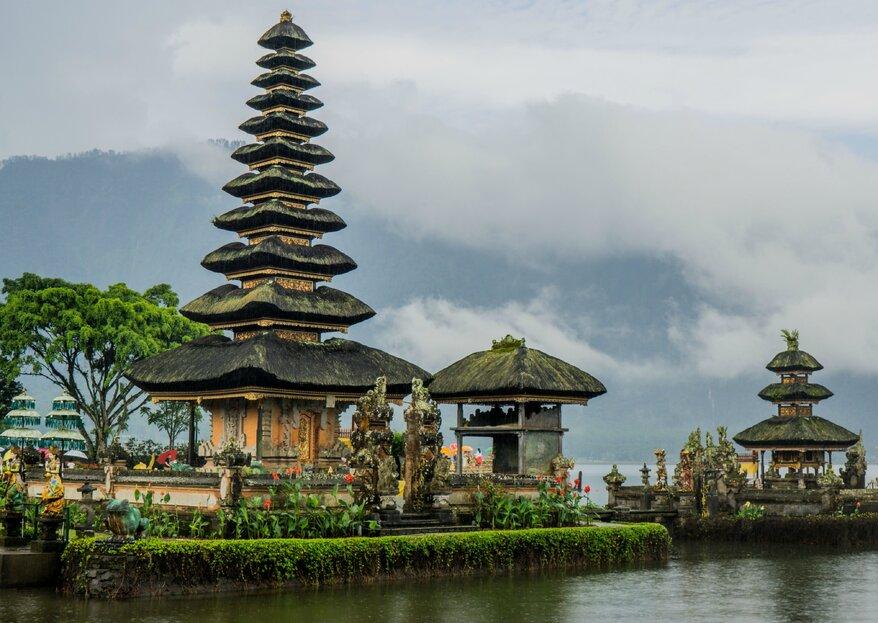 Erleben Sie Flitterwochen auf Bali: für eine unvergessliche Hochzeitsreise in exotischer Idylle