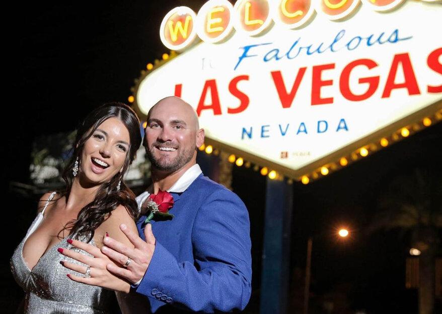 Casar em Las Vegas: Why Not?