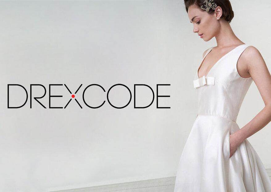 Drexcode: il futuro degli abiti da sposa è il noleggio