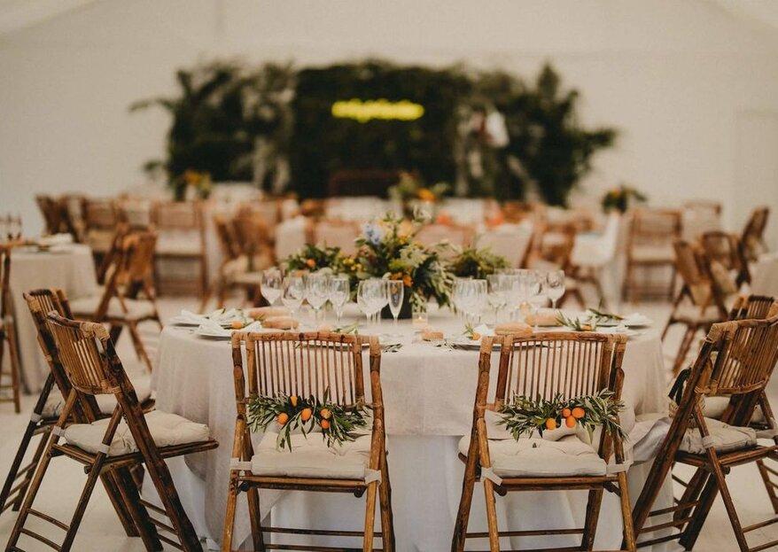 7 aspectos a tener en cuenta para que la mesa de la boda sea perfecta