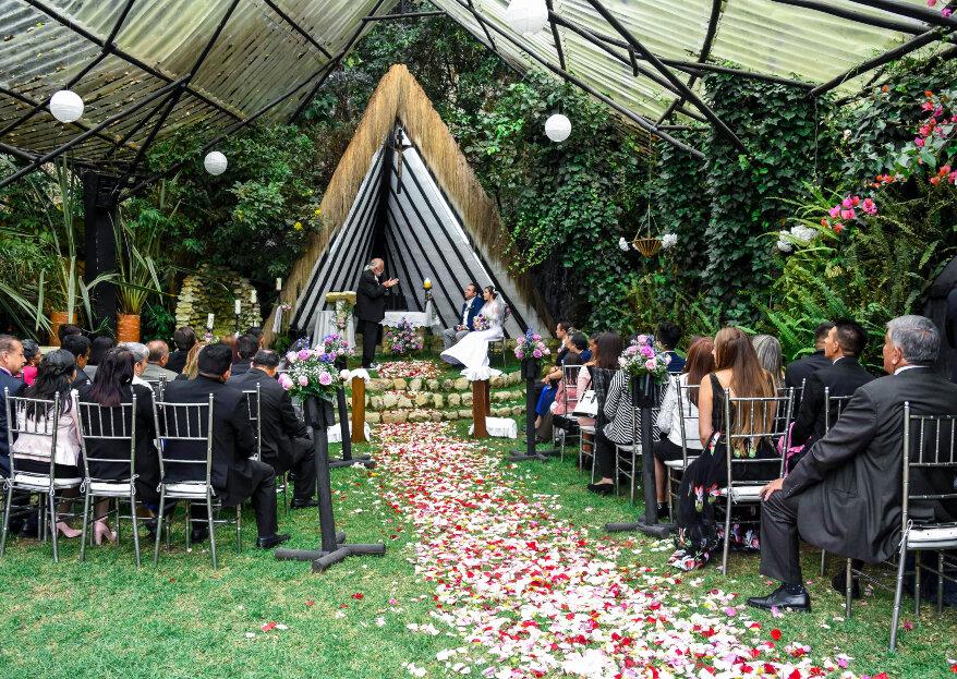 La mejor vista para tu boda en la Abadía El Faro