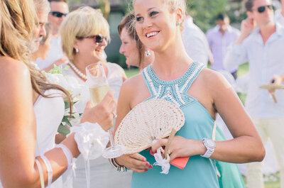 ¿Estás invitado a una boda? ¡Toma nota! Estas son las 10 cosas que NO puedes hacer