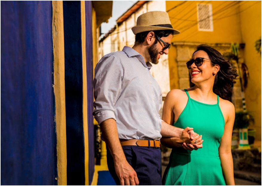 10 lugares del mundo para una escapada romántica o de luna de miel