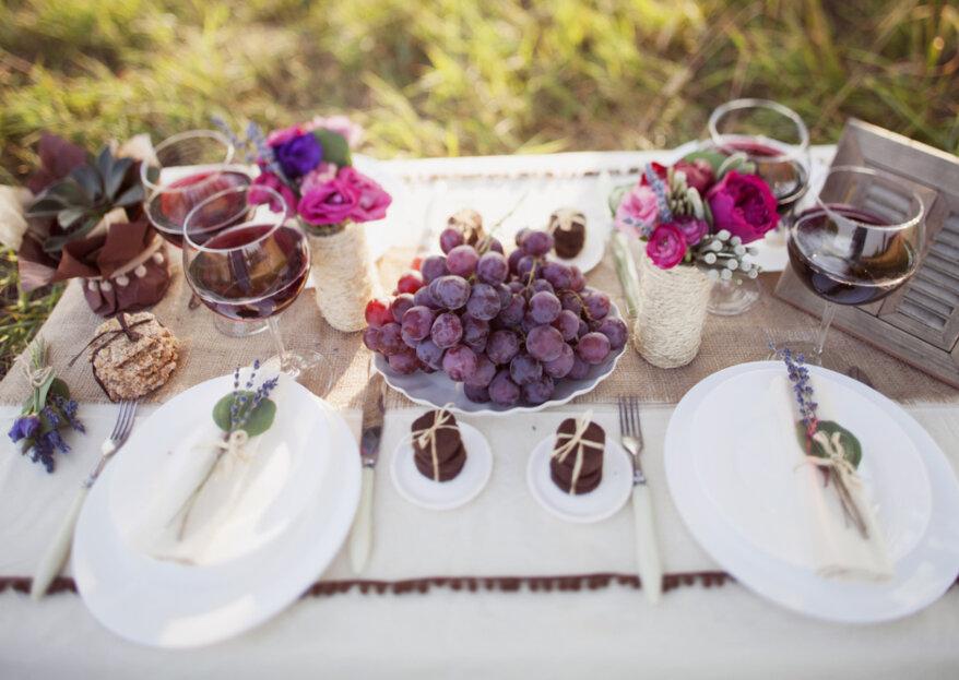 ¿Cómo elegir el menú del matrimonio? ¡Ideas básicas para ofrecer el mejor banquete!