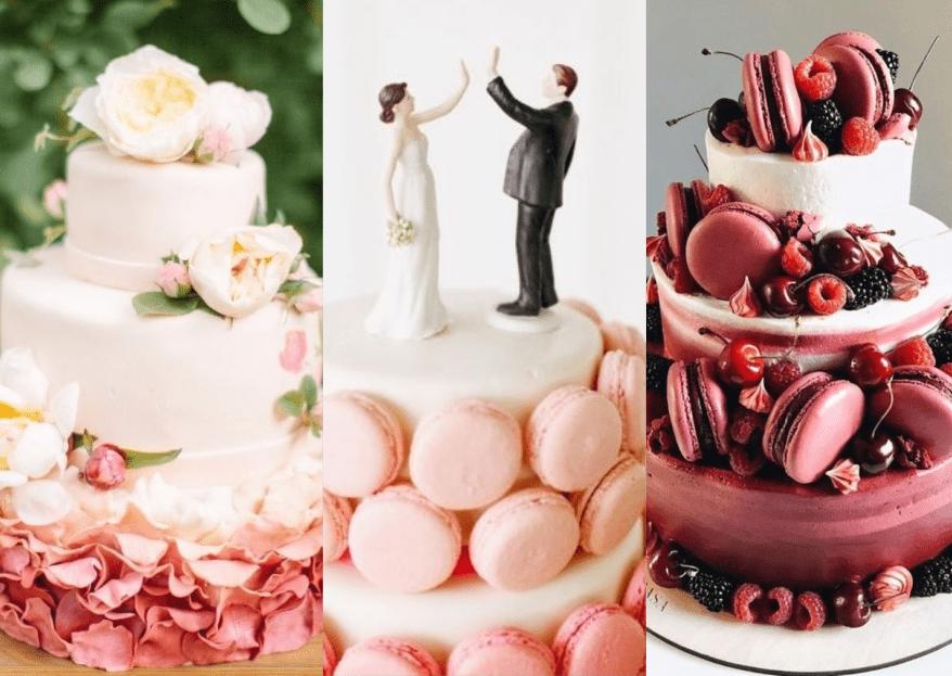 Эксклюзивные свадебные торты: выбор в пользу оригинальности!