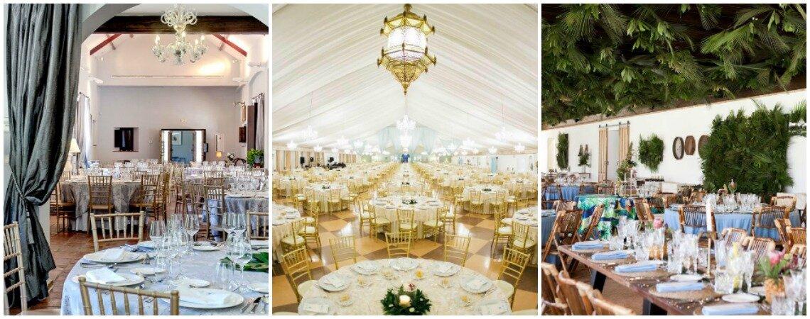 Las 7 mejores fincas para bodas de Granada