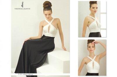 Veronika Jeanvie et ses robes de cocktail uniques, légères, pratiques et de grande qualité