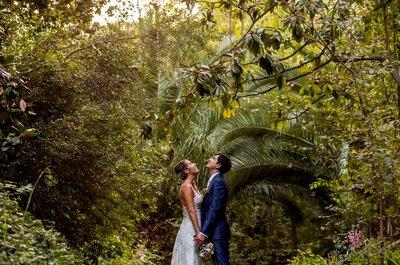 La sesión de fotos de boda: ¿Cómo, cuándo y dónde realizar? ¡Resolvemos tus dudas!