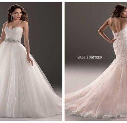 4120443e29 Nueva colección de vestidos de novia Maggie Sottero Estilo Clásico 2015